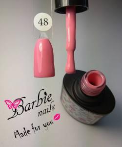 Гель-лак Barbie Nails №48 розово-лососевый