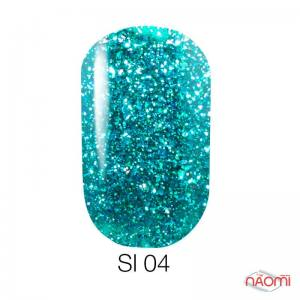Гель-лак Naomi Self Illuminated SI 4, 6 мл