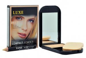 Компактная пудра для лица+корректор МAX FACTOR LUXE