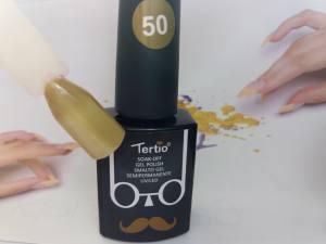 Гель-лак Tertio Baffo 10мл №50 хаки