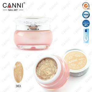 Декоративный гель CANNI Звездная пыль №363
