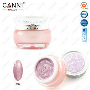 Декоративный гель CANNI Звездная пыль №369