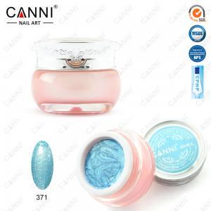 Декоративный гель CANNI Звездная пыль №371