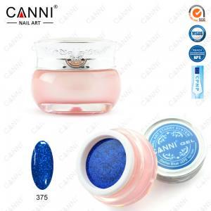 Декоративный гель CANNI Звездная пыль №375