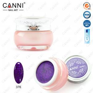 Декоративный гель CANNI Звездная пыль №376