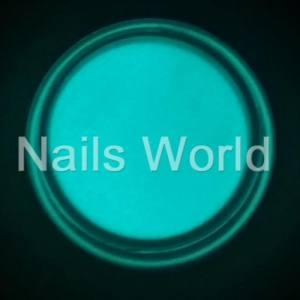Люминесцентный пигмент (светонакопительный порошок) Nails World №03