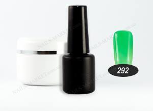 Гель-лак на розлив 5г №292 неоновый зеленый