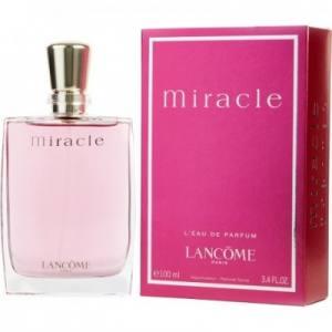 Женская парфюмированная вода Lancome Miracle Leau de Parfum 100МЛ