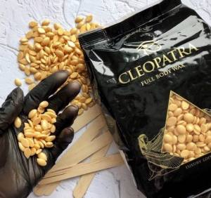 Воск пленочный ItalWax Клеопатра (гипоаллергенный) в гранулах (1 кг)
