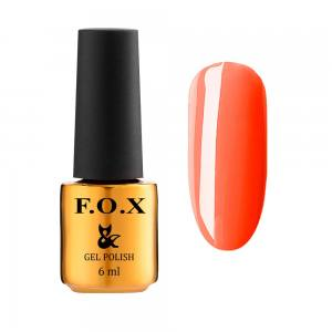 Гель-лак F.O.X Vitamins (580) Vit B9 6мл