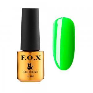 Гель-лак F.O.X Vitamins (581) Vit B12 6мл