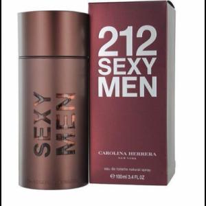Мужская туалетная вода Carolina Herrera 212 Sexy Men 100мл