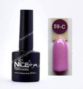Гель-лак Nice серия cool C59