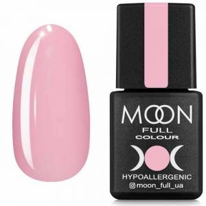Гель-лак MOON FULL 8мл №605 нежно-розовый