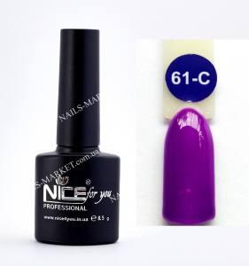 Гель-лак Nice серия cool C61