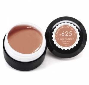 Гель-краска Canni 5г №625 пастельная какао