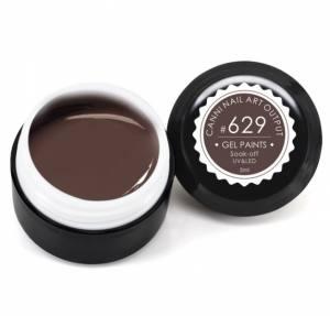 Гель-краска Canni 5г №629 молочный шоколад