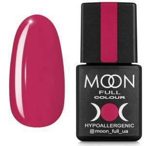 Гель-лак MOON FULL color Gel polish №635 марсала