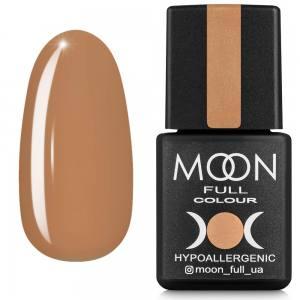Гель-лак MOON FULL color Gel polish №639 насыщенный латте