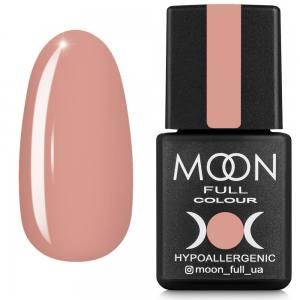 Гель-лак MOON FULL color Gel polish №640 персик с капучино