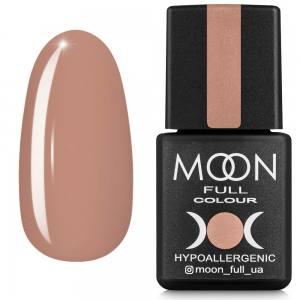 Гель-лак MOON FULL color Gel polish №641 нежный капучино