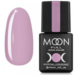 Гель-лак MOON FULL color Gel polish №643 нежно сиреневый