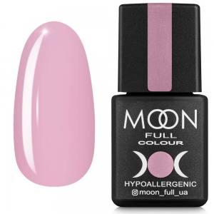 Гель-лак MOON FULL color Gel polish №646 нежно розовый зефир