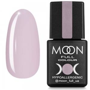 Гель-лак MOON FULL color Gel polish №647 молочно-зефирный