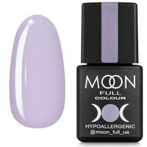 Гель-лак MOON FULL color Gel polish №648 молочно-сиреневый