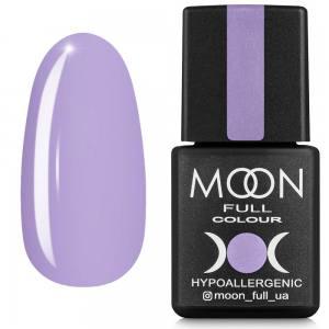 Гель-лак MOON FULL color Gel polish №649 чистый сиреневый