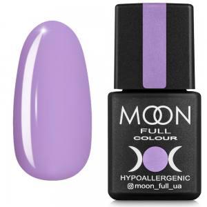 Гель-лак MOON FULL color Gel polish №650 насыщенный сиреневый
