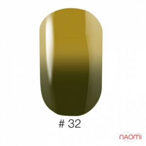Гель-лак Naomi Thermo Collection 32, 6 мл