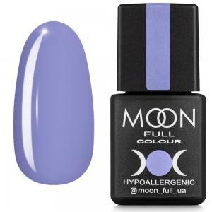 Гель-лак MOON FULL color Gel polish №651 васильково-сиреневый