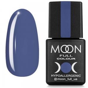 Гель-лак MOON FULL color Gel polish №652 сизый