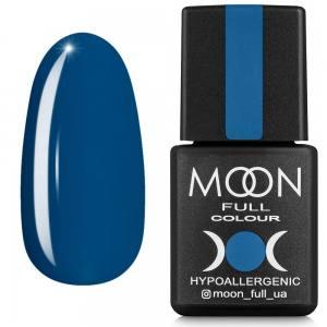 Гель-лак MOON FULL color Gel polish №653 фаянсовый светлый