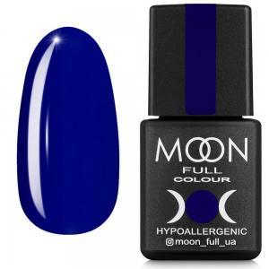 Гель-лак MOON FULL color Gel polish №656 индиго
