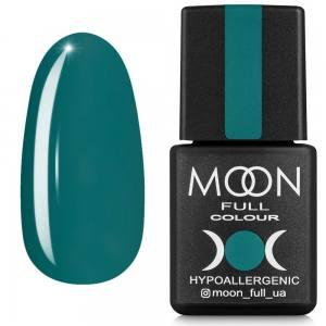 Гель-лак MOON FULL color Gel polish №658 мятно-бирюзовый