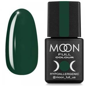 Гель-лак MOON FULL color Gel polish №659 зеленый хвойный