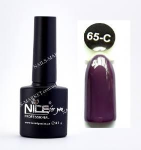 Гель-лак Nice серия cool C65