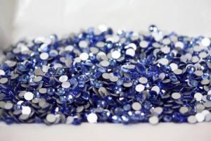 Cтразы стекло sapphire ss10 (размер 2.4мм)