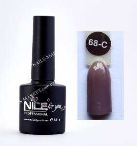Гель-лак Nice серия cool C68