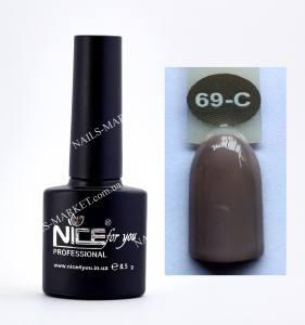 Гель-лак Nice серия cool C69