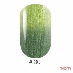 Гель-лак Naomi Thermo Collection 30, 6 мл
