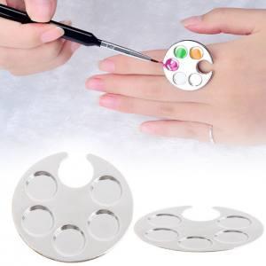 Кольцо-палитра для смешивания красок