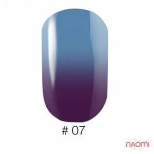 Гель-лак Naomi Thermo Collection 07, 6 мл