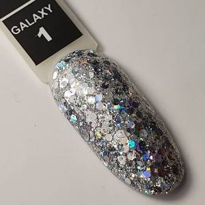 Гель-лак Luxton Galaxy 10мл №1