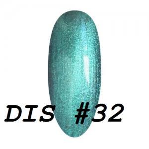 Гель-лак DIS 7.5мл №32