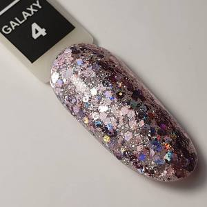 Гель-лак Luxton Galaxy 10мл №4