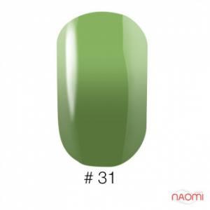 Гель-лак Naomi Thermo Collection 31, 6 мл