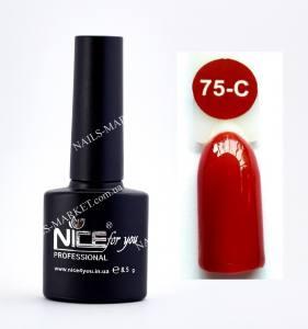 Гель-лак Nice серия cool C75